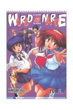 WORLD OF NARUE 05 (COMIC)