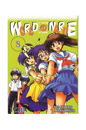 WORLD OF NARUE 08 (COMIC)