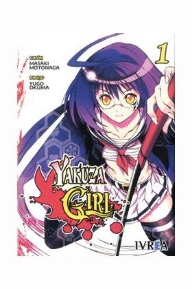 YAKUZA GIRL  01 (DE 2) (COMIC)
