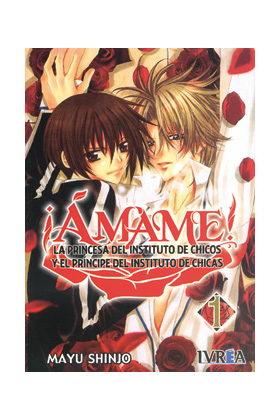 AMAME 01 (COMIC)