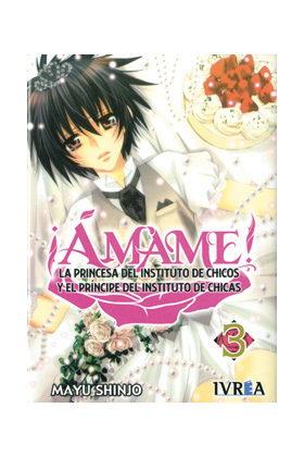 AMAME 03 (COMIC)