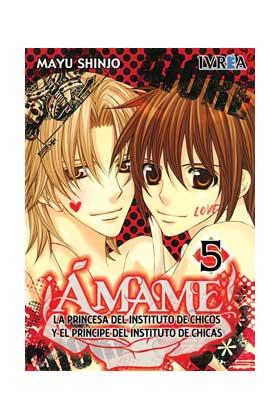 AMAME 05 (COMIC) (ULTIMO NUMERO)
