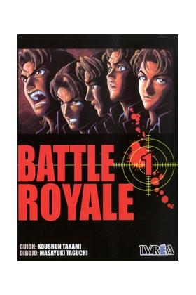 BATTLE ROYALE 01 (COMIC)