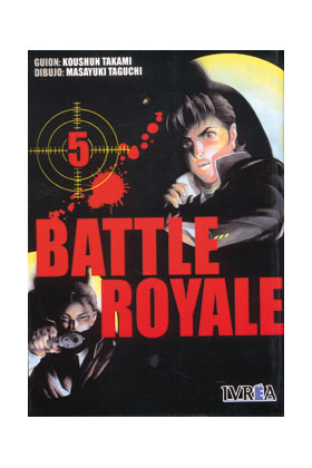 BATTLE ROYALE 05 (COMIC)