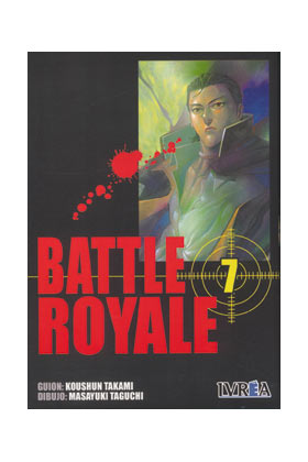 BATTLE ROYALE 07 (COMIC)