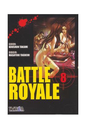BATTLE ROYALE 08 (COMIC)