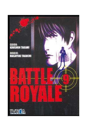 BATTLE ROYALE 09 (COMIC)