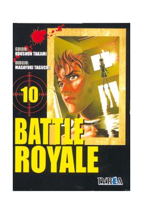 BATTLE ROYALE 10 (COMIC)