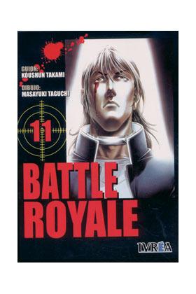 BATTLE ROYALE 11 (COMIC)