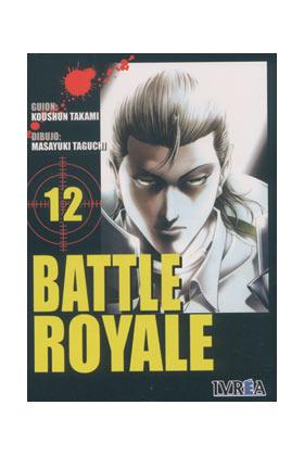 BATTLE ROYALE 12 (COMIC)