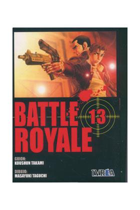 BATTLE ROYALE 13 (COMIC)