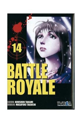 BATTLE ROYALE 14 (COMIC)
