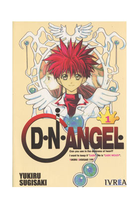 D.N.ANGEL 01 COMIC