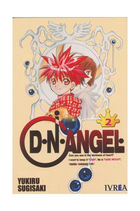 D.N.ANGEL 02 COMIC
