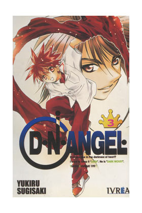 D.N.ANGEL 03 COMIC