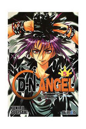 D.N.ANGEL 05 COMIC