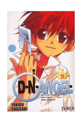 D.N.ANGEL 09 COMIC