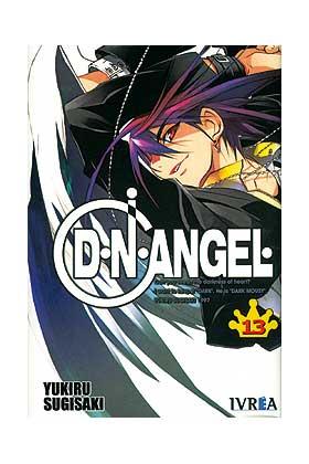 D.N.ANGEL 13 COMIC