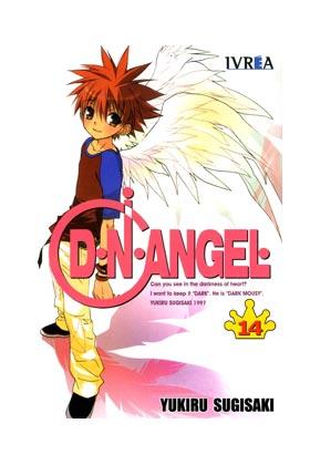 D.N.ANGEL 14 COMIC