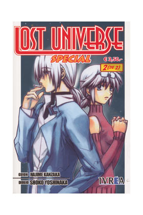 LOST UNIVERSE SPECIAL 02 (COMIC) (ULTIMO)