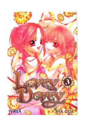 LOVEY DOVEY 03 (COMIC)