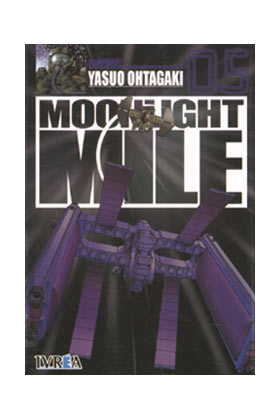 MOONLIGHT MILE 05 (COMIC)