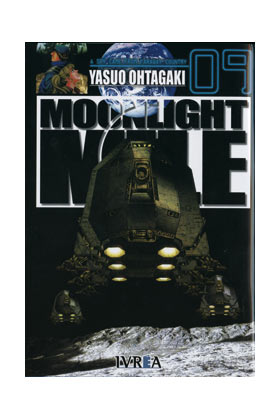 MOONLIGHT MILE 09 (COMIC)