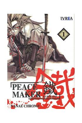 PEACEMAKER KUROGANE 01 (COMIC)