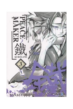 PEACEMAKER KUROGANE 03 (COMIC)