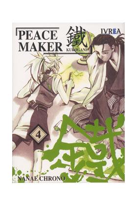 PEACEMAKER KUROGANE 04 (COMIC)