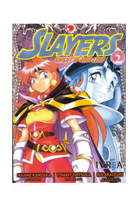 SLAYERS : KNIGHT OF AQUALORD 02 (COMIC)