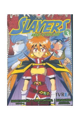 SLAYERS : KNIGHT OF AQUALORD 03 (COMIC)