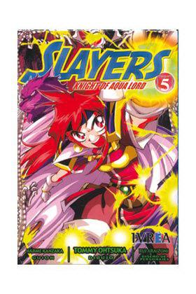 SLAYERS : KNIGHT OF AQUALORD 05 (COMIC)