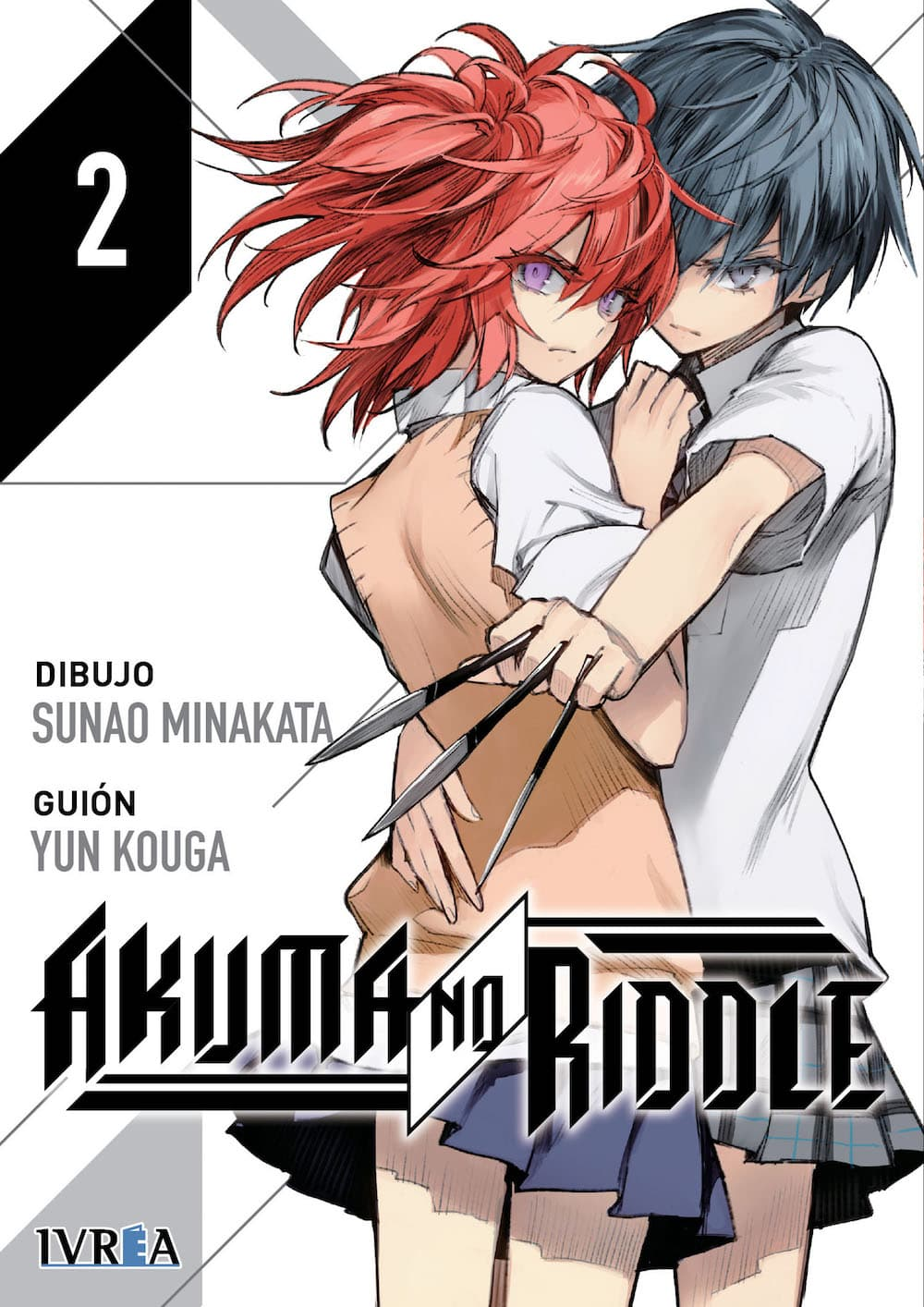 AKUMA NO RIDDLE 02 (COMIC)