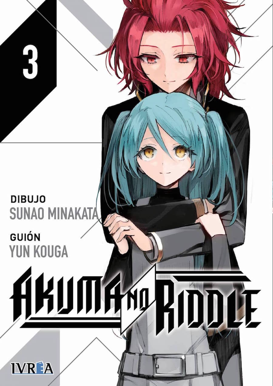 AKUMA NO RIDDLE 03 (COMIC)