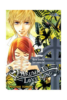 AKUMA TO LOVE SONG  02 (COMIC)