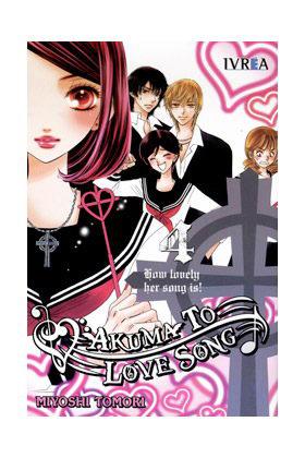 AKUMA TO LOVE SONG  04 (COMIC)