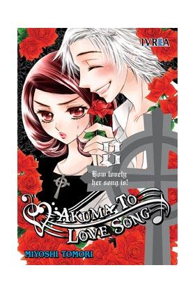 AKUMA TO LOVE SONG  08 (COMIC)