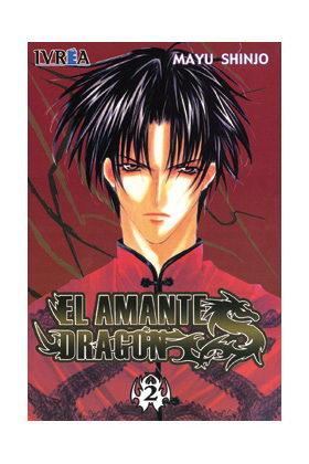EL AMANTE DRAGON 02 (COMIC)