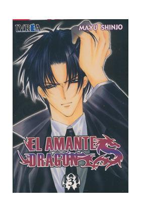 EL AMANTE DRAGON 03 (COMIC)