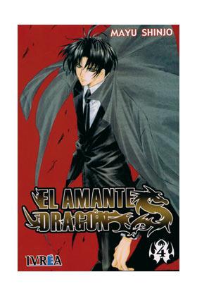 EL AMANTE DRAGON 04 (COMIC)