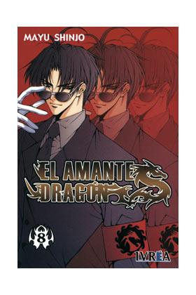 EL AMANTE DRAGON 08 (COMIC)