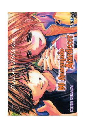 MI ANARANJADO ATARDECER 02 (COMIC)