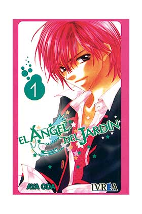 EL ANGEL DEL JARDIN 01 (COMIC)