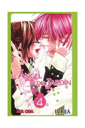 EL ANGEL DEL JARDIN 04 (COMIC) (ULTIMO NUMERO)