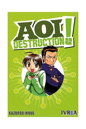AOI DESTRUCTION (COMIC) (TOMO UNICO)