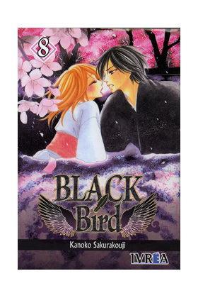 BLACK BIRD 08 (COMIC)