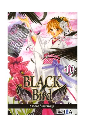 BLACK BIRD 10 (COMIC)