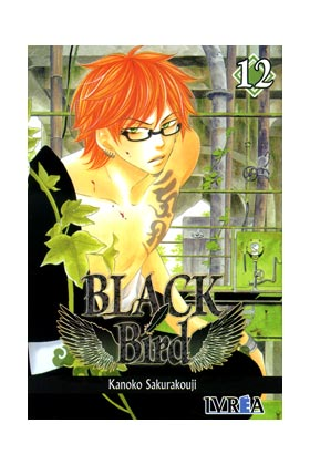 BLACK BIRD 12 (COMIC)