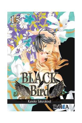 BLACK BIRD 15 (COMIC)
